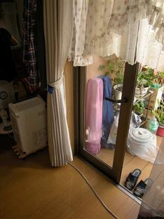 網戸の製造